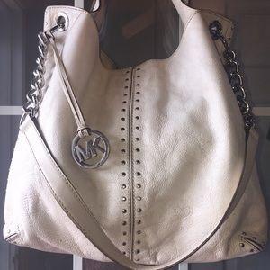 Authentic Michael Kors Leather Bag